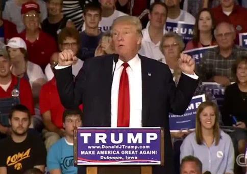 Die Quintessenz aus Trumps politischen Reden