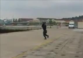Die portugisische Marine startet eine Drohne