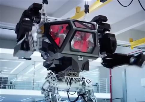 Kampfroboter - Die Zukunft ist jetzt!