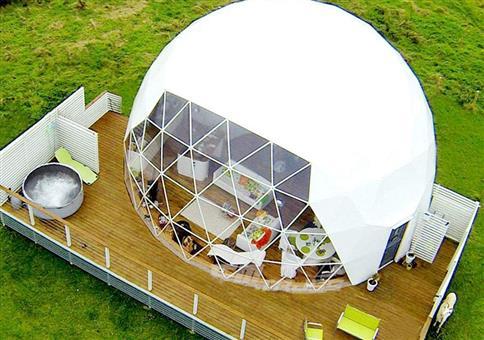 Dein eigenes Astronauten-Camp im Garten
