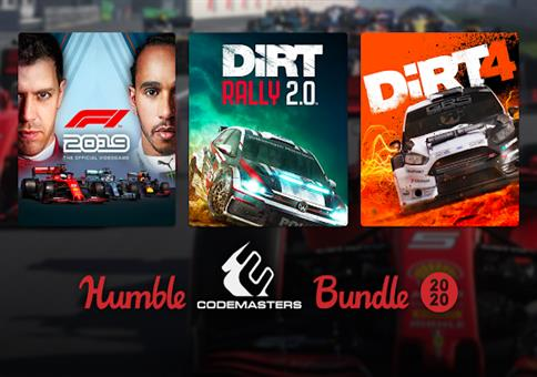 Humble Codemasters Bundle 2020