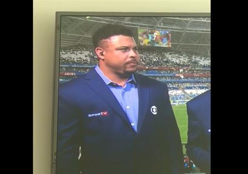 Ronaldo hat schon wieder Bock auf Chicken Nuggets