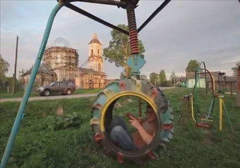 Russisches Kosmonauten Trainingslager