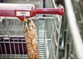 Fuchsschwanz für den Einkaufswagen
