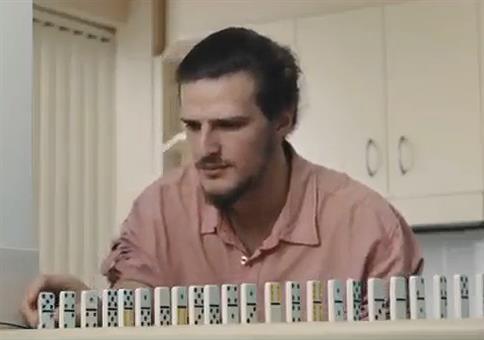 WTF zum Wochenstart: Domino