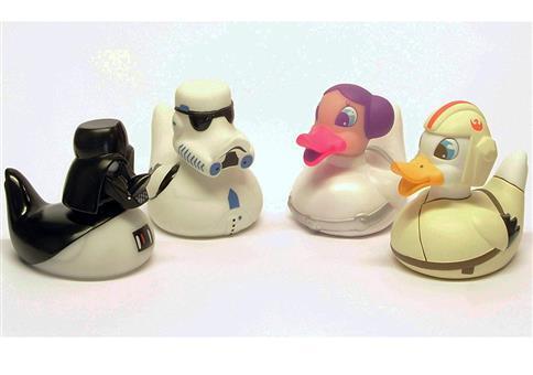 Star Wars Badeenten