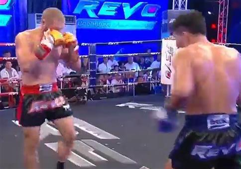 The Matrix im Kickbox-Ring