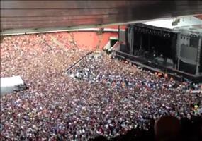 Alle singen Bohemian Rhapsody
