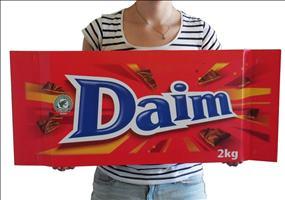 DAIM Riegel XXL Special Edition