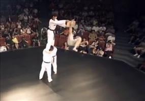 Taekwondo Kick-It 2013