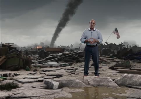Wenn der Weather Channel von einem Tornado getroffen wird