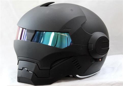 Atomicman Racing Motorradhelm