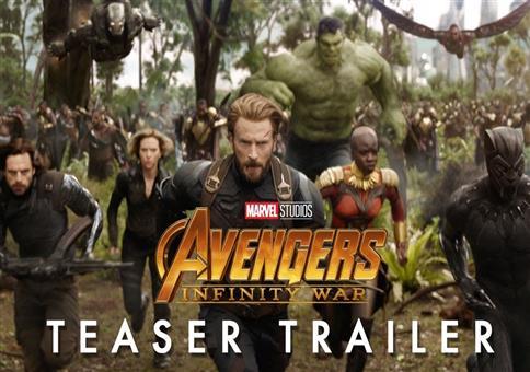 Avengers: Infinity War - Teaser Trailer