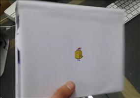Birdbox Gift Card - Die krasseste Weihnachtskarte der Welt!
