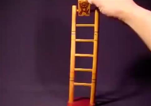 Kennt ihr noch diese Leitermännchen?