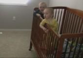 Wenn Kleinkinder den Drang nach Freiheit spüren