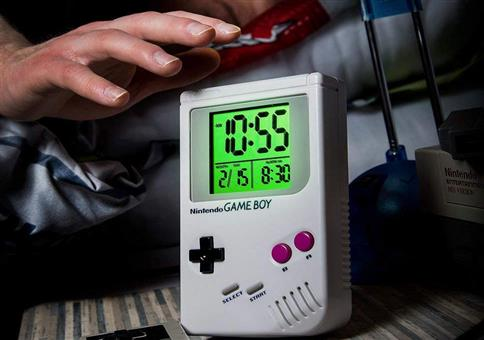 Game Boy - Wecker
