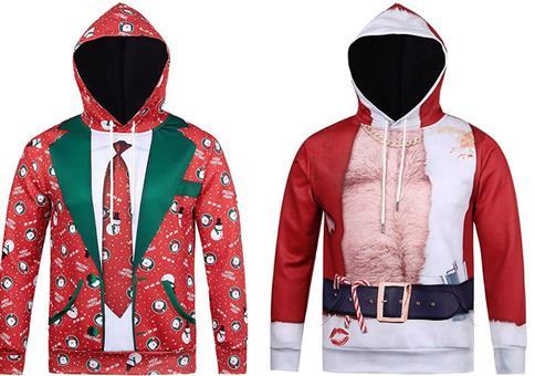 Wunderschöne Weihnachtshoodies