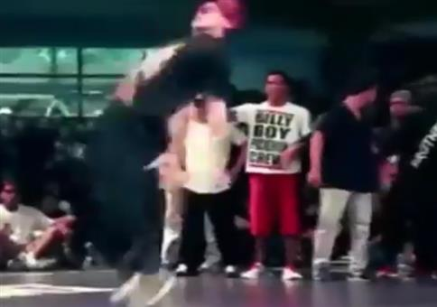 Kleine Breakdance Win-Fail Kompilation