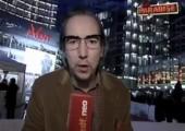 Charles Schulzkowski am roten Teppich