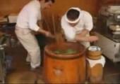 Teig kneten in Japan