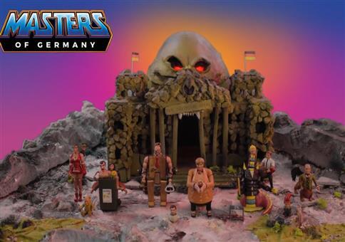 Masters of Germany Action Figuren