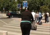 The Ultimate Segway Fail Compilation