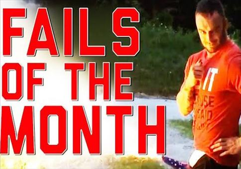 Best Fails of the Month Juli 2015