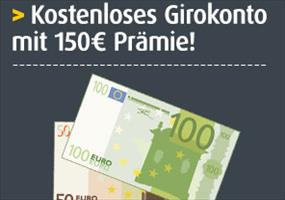 Deal: 150€ Prämie bei Eröffnung eines Comdirect Kontos