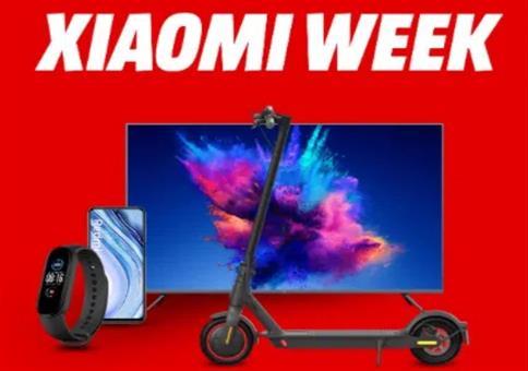 Xiaomi Week beim Media Markt
