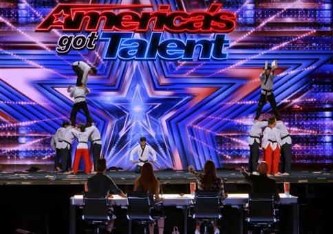 Taekwondo bei America's Got Talent