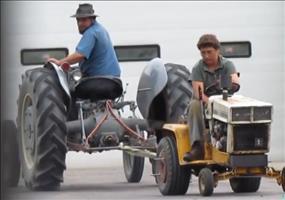 Ultimative Traktor Fail Compilation 2014