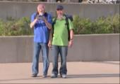 Touristen austauschen - Streich