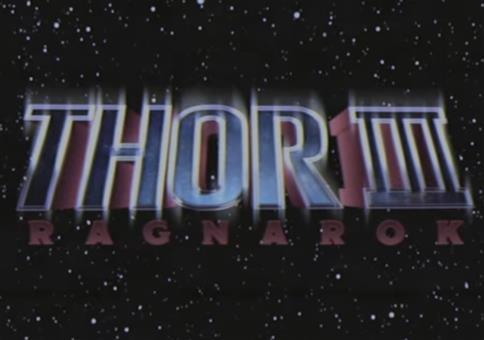 Thor 3: Ragnarok - 80er Trailer
