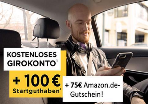 Top: 175€ Prämie für kostenloses Girokonto!