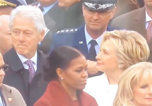 Bill Clinton, der alte Lustmolch