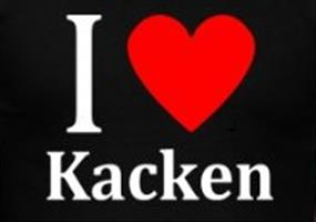 I love Kacken - Shirt