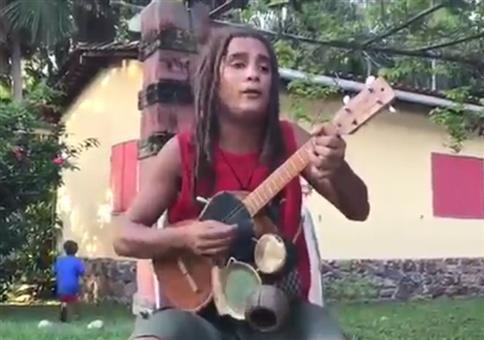 Ein-Mann-Reggae-Band