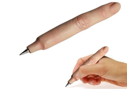 Finger Kugelschreiber