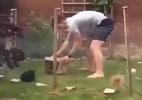 Das Kaninchen fangen