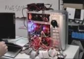 24 SSDs im Raidverbund