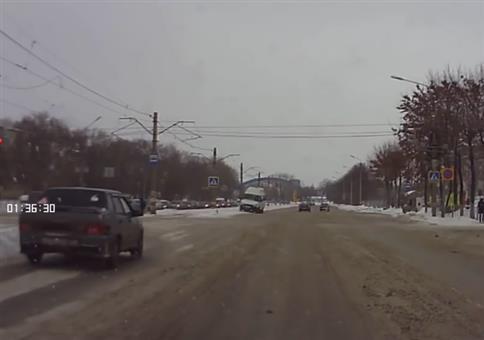 Auf Russlands Straßen: Der betrunkene Geisterfahrer