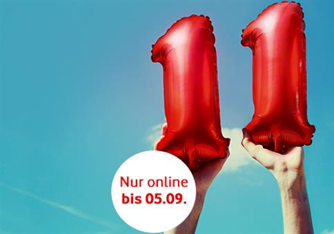 Gratis Vodafone CallYa Prepaidkarte+11GB Datenvolumen gratis