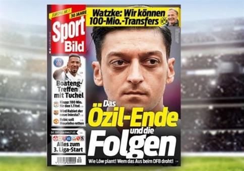 Sport Bild 6 Ausgaben (3 Monate) gratis