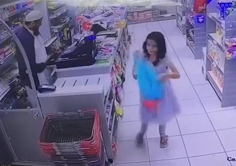 Cola Fail im Supermarkt