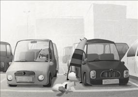 Carpark - Neulich auf dem Parkplatz
