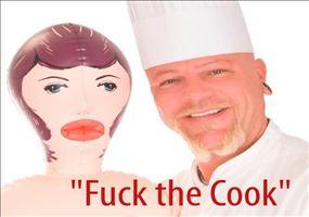 Fuck the Cook: Koch(Sex)buch