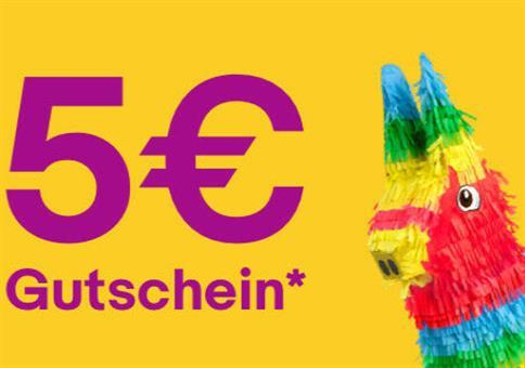 eBay: 5€ Gutschein für ausgewählte Artikel - Freebie möglich