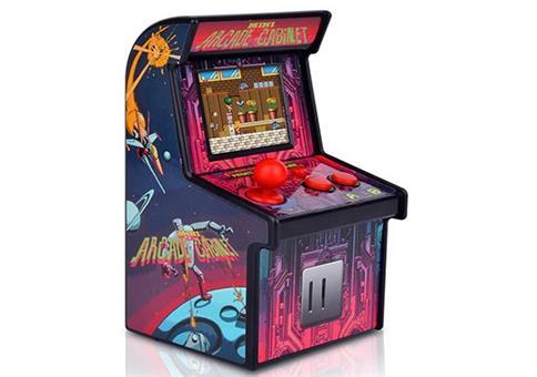 Retro Mini Arcade Spielautomat mit 200 Spielen
