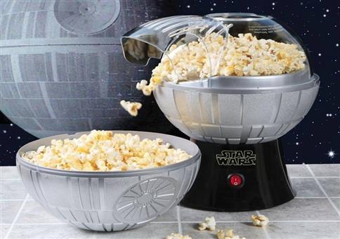 Star Wars Popcorn Maschine